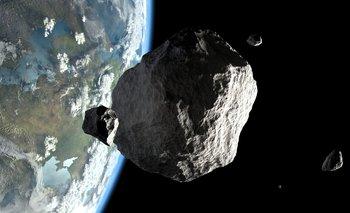 Preocupación por meteorito gigante que se acerca a la Tierra | Espacio exterior