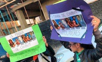 """Juez rechazó pedido del fiscal del """"desahogo sexual""""   Chubut"""