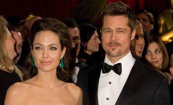 Angelina confesó lo más duro que vivió con Brad Pitt | Hollywood