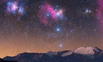 NASA destacó impresionante imagen de un fotógrafo argentino | Nasa