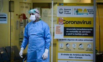 Trabajadores de salud advierten colapso sanitario | Coronavirus en argentina