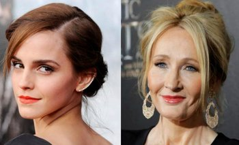 Punto para Gryffindor: Emma Watson cruzó a J.K Rowling | Cine