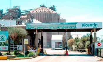 El BCRA suspendió a Vicentin para operar en el mercado de cambios | Vicentin
