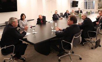Cumbre entre Alberto y el polémico CEO de Vicentin  | Expropiación de vicentin