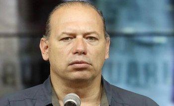 Berni volvió a apuntar contra Fréderic  | Ministerio de seguridad