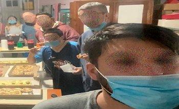 Aislados pidieron gaseosa, pizza y helado | Coronavirus en argentina