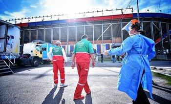Primer caso de COVID-19 en el plantel profesional de San Lorenzo | Fútbol argentino