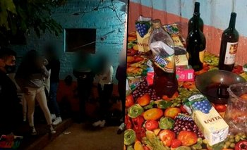 Fiesta, alcohol y violación del aislamiento en Misiones | Coronavirus en argentina