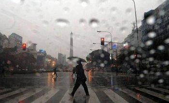 Clima: lluvias aisladas, viento y bajas temperaturas | Clima