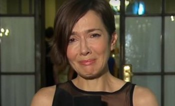 La tristeza de Cristina Pérez por la muerte del papá de Gimena Accardi | Medios
