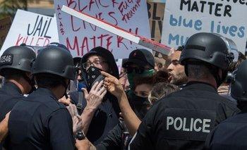 Política y policía: el desacuerdo indispensable | George floyd