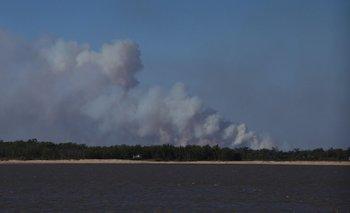 Cabandié denunciará a los responsables de los incendios | Entre ríos