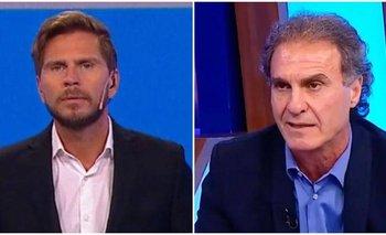 La picante pregunta de Vignolo que puso incómodo a Ruggeri | Fox sports