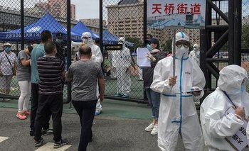 China puso en cuarentena a 500 mil personas por un rebrote | Coronavirus