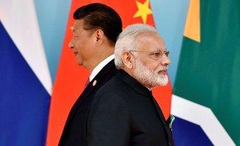 Crece la tensión entre India y China: más de 20 militares muertos | Unas 3 mil millones de personas, en conflicto