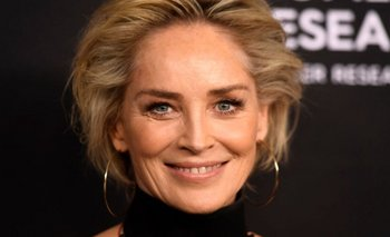 Sharon Stone casi muere fulminada por un rayo | Hollywood