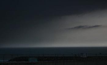 En pleno mediodía cayó la noche en Mar del Plata | Fenómenos naturales