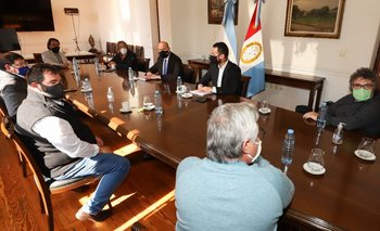 Perotti juega al diálogo en la intervención de Vicentin | Santa fe