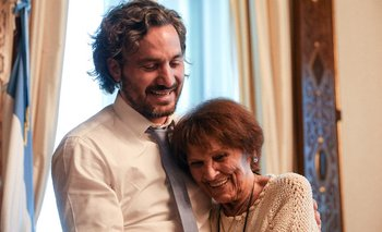 Taty Almeida recuperó el legajo laboral de su hijo desaparecido | Derechos humanos