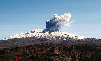 Chile: alerta por la sorpresiva actividad del volcán Copahue | Fenómenos naturales