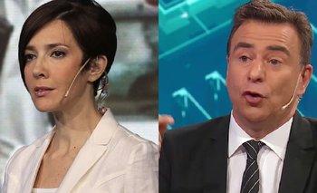 Tras el papelón con Alberto, Sietecase defendió a Cristina Pérez | Medios