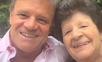 Quique Sacco habría contagiado a su madre de 88 años  | Coronavirus en argentina