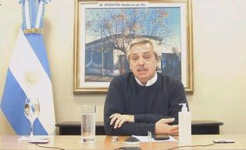 Alberto elogió a Mindlin y cuestionó a Vicentin | Alberto presidente