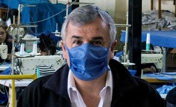 Jujuy vuelve a la fase 1 y Gerardo Morales quedó en offisde | Coronavirus en argentina