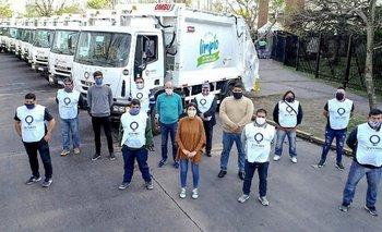 Mayra Mendoza renueva el sistema de recolección de basura | Quilmes