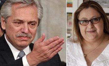 Vicentin: la explicación de Graciana Peñafort que elogió Alberto    Expropiación de vicentin