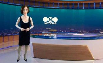 Desopilante imitación de Cristina Pérez leyendo la Constitución | Medios