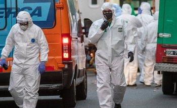 Coronavirus en Argentina: 36 muertos y contagios elevados | Coronavirus en argentina