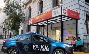 Ciudad: quite de tareas por la muerte de un enfermero | Coronavirus en argentina