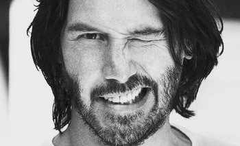 Subastan una cita con Keanu Reeves    Cine