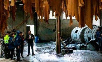 Suspenden las retenciones a las exportaciones de cuero | Comercio exterior