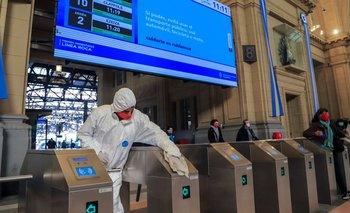 Coronavirus: los datos que explican restricciones al transporte público | Coronavirus en argentina
