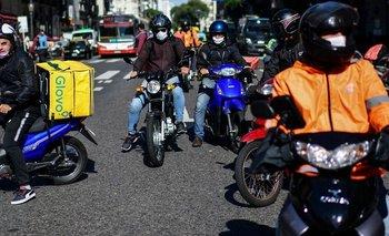 Las apps de delivery tienen nueva regulación y hay críticas   Crisis económica