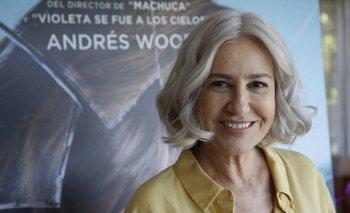 Mercedes Morán llega a Netflix en un proyecto de cuarentena | Series