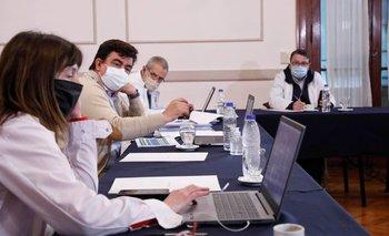 Espinoza pidió restricciones más fuertes en el AMBA   Coronavirus en argentina