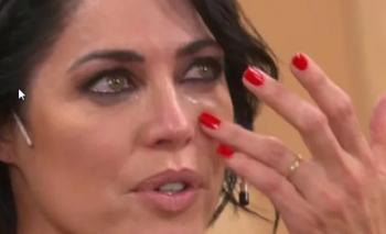 Pamela David: fuerte noticia que la hizo llorar en cámara | Medios