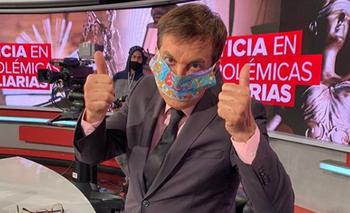Paulo Vilouta dio positivo de coronavirus y fue aislado | Coronavirus en argentina