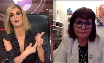 Gritos, furia y angustia: Viviana Canosa estalló en vivo | Televisión