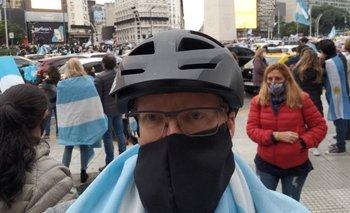Denuncian a manifestantes del banderazo y al GCBA | Coronavirus en argentina