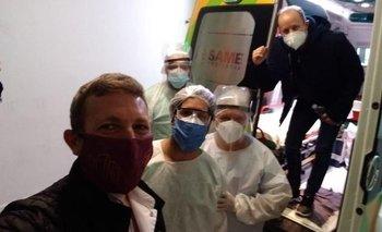 Insaurralde habló sobre su tratamiento contra el COVID   Coronavirus en argentina