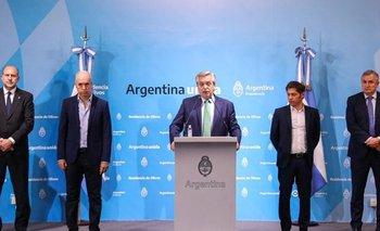 El Gobierno ultima detalles de la cuarentena estricta en AMBA | Coronavirus en argentina