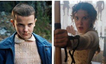 Eleven deja Stranger Things para ser hermana Sherlock Holmes | Cine