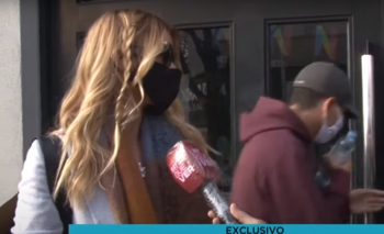 Estornudaron cerca de Neumann en un móvil y se enojó | Televisión