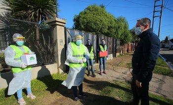 Fuerte reclamo de Fernando Gray para endurecer la cuarentena | Coronavirus en argentina