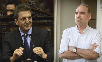 Cansado de las faltas de respeto, Massa acomodó a Iglesias | Picante