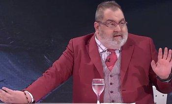 Inesperada confesión de Jorge Lanata sobre la masturbación   Radio mitre